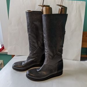 Vic Matie tall boots size 10 new no box